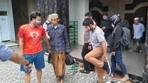 Pria Ancam Ledakkan Bom di McDonalds Makassar Ternyata Orang Gila