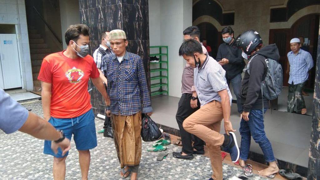 Kabar Dugaan ODGJ Pria Pengancam Bom McD Makassar