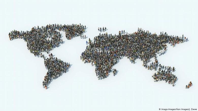 Populasi Dunia Mulai Menyusut 50 Tahun Depan dan Mengubah Geopolitik Global
