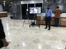 Anggota Diminta Tak Malas Ngantor, Begini Protokol Kesehatan di DPR