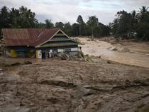 Ratusan Rumah Tertimbun Lumpur Akibat Banjir di Luwu Utara
