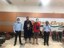 Rudenim Makassar Deportasi WNA Bulgaria Pembobol ATM Modus Skimming