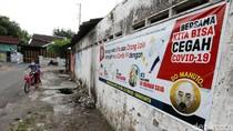 Satu Warga Positif Corona, Kampung di Jagalan Solo Diisolasi