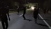 Tawuran dan Lempari Mobil Melintas di Tol Makassar, 8 Orang Ditangkap