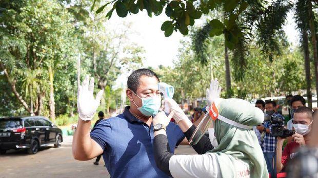 Semarang Zoo buka lagi