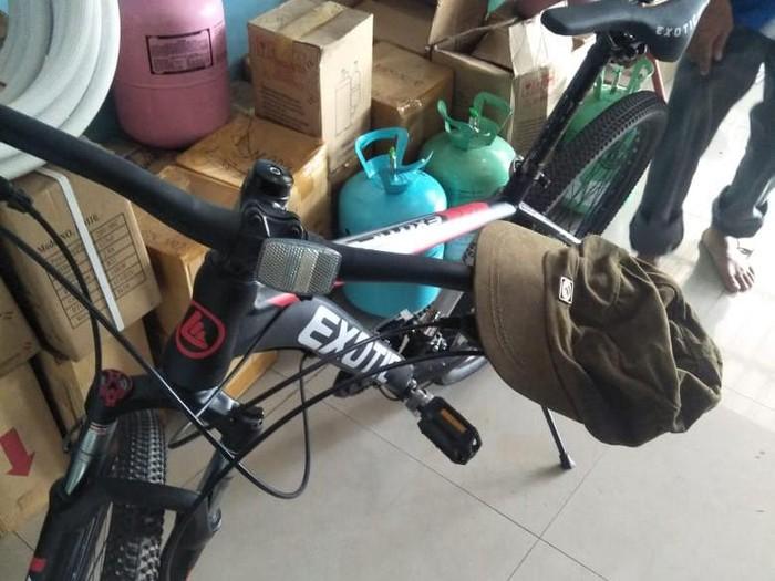 Seorang warga Depok, Sleman, meninggal saat bersepeda di Jalan Menteri Supeno, Kota Yogyakarta, Rabu (15/7/2020).