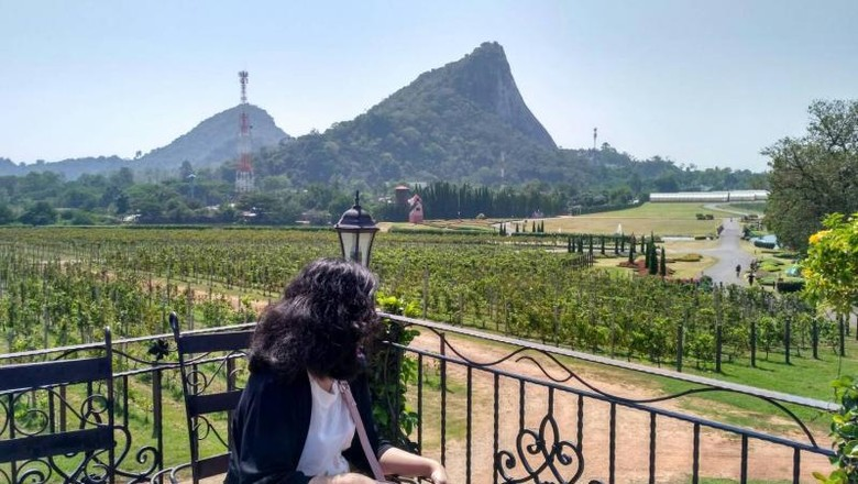 Taman rekreasi di Thailand