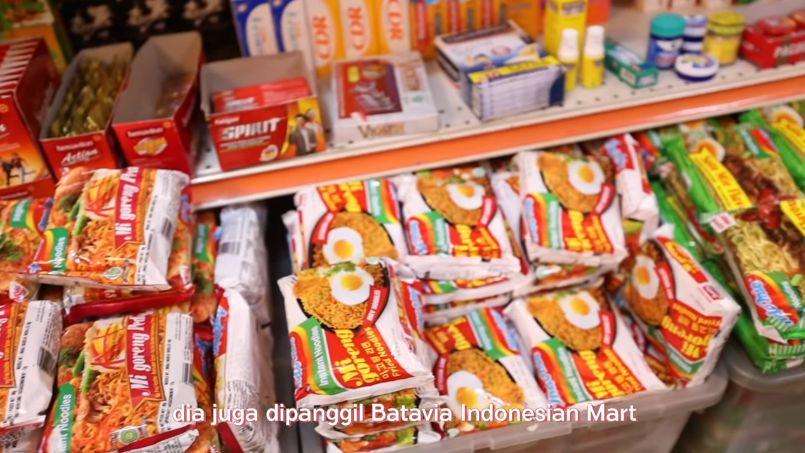 Supermarket Indonesia Terbesar Ada di Korea