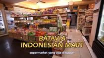 Begini Suasana Supermarket Indonesia Terbesar yang Ada di Korea Selatan