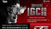Pencinta Game Wajib Nonton! Tim eSports Pro Kumpul di IGC 2020