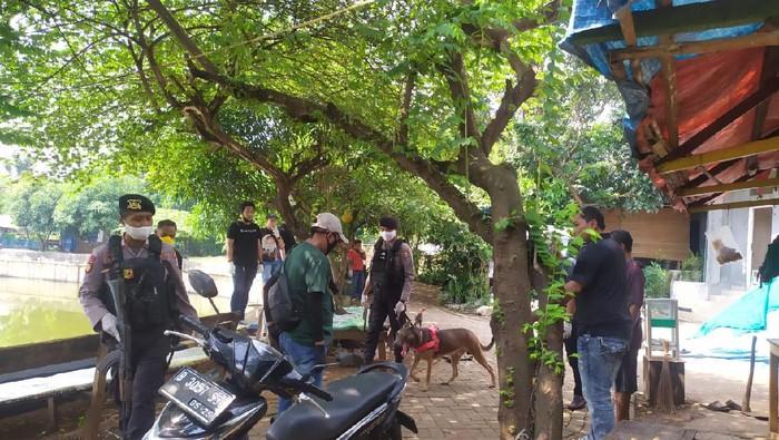 Tentang Warung Tepi Danau yang Terendus K-9 di Olah TKP Kasus Editor Metro TV