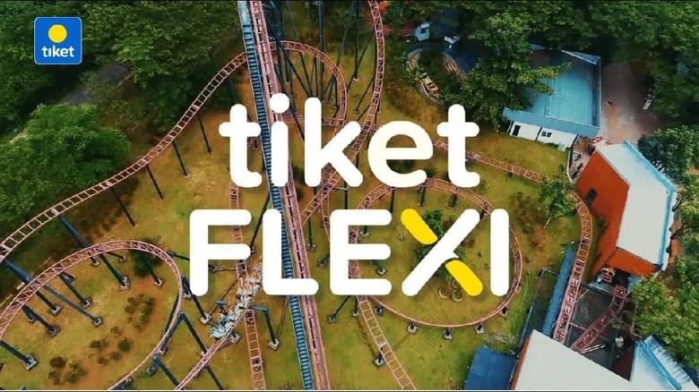 Fitur baru tiket.com.
