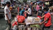 Upaya Penegakan Protokol Kesehatan di Pasar Tradisional