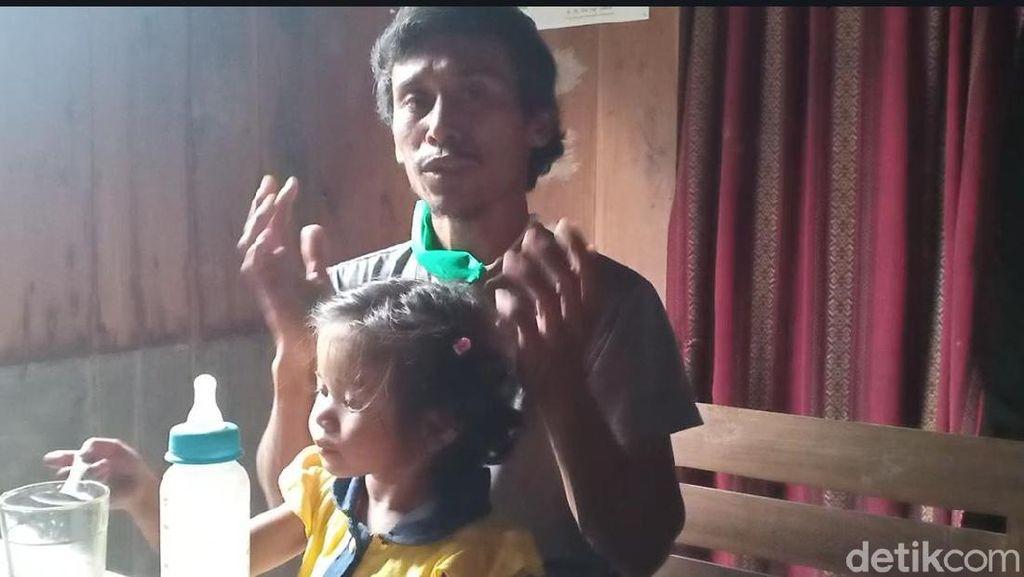 Pria di Ngawi Bicara soal Doa Pindahkan Rumah dalam Semalam