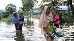 Akibat Banjir Bandang, 1.207 Orang Terpaksa Mengungsi