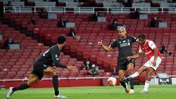 Arsenal Vs Liverpool: The Gunners Bungkam Si Merah 2-1