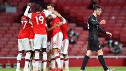 Kemenangan atas Liverpool Jadi Obat buat Arsenal