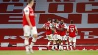 Menang Lawan Liverpool, Arsenal Pede Hadapi City