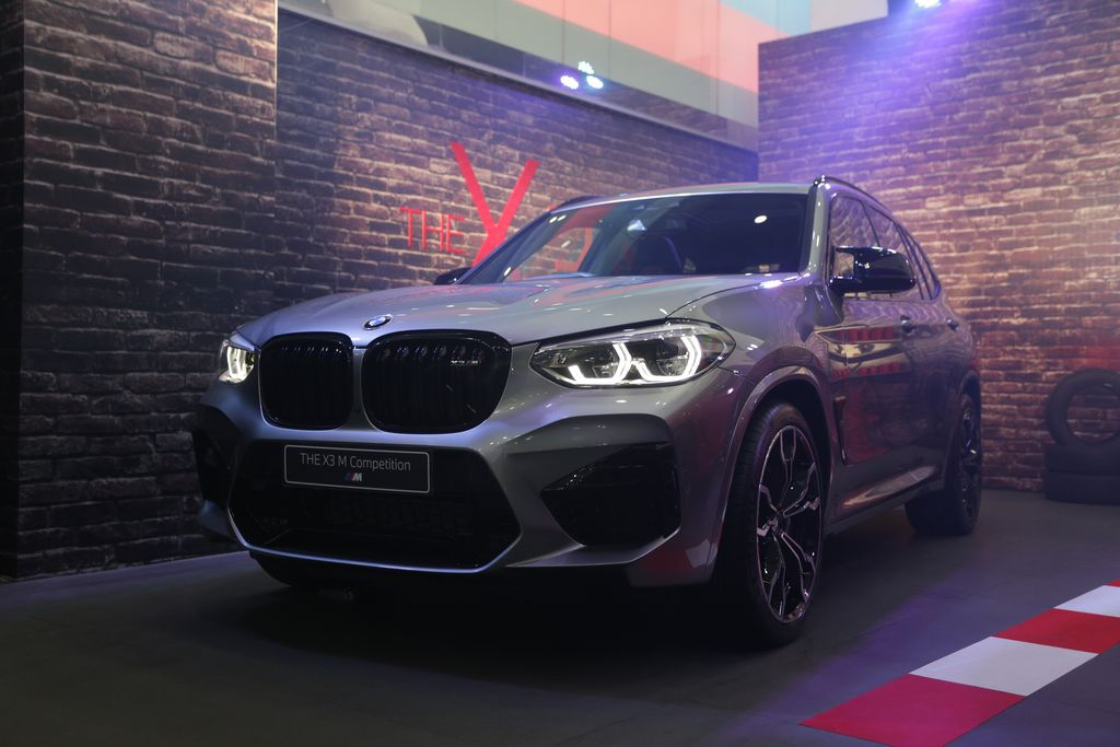 BMW Luncurkan X3 M Competition dan X4 M Competition