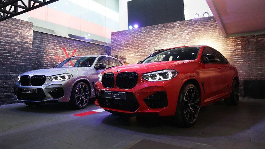 Speksifikasi BMW X3 dan X4 M Competition: Punya Mesin Lebih Gahar