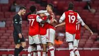 Hasil Liga Inggris: Liverpool Keok, Spurs dan City Menang