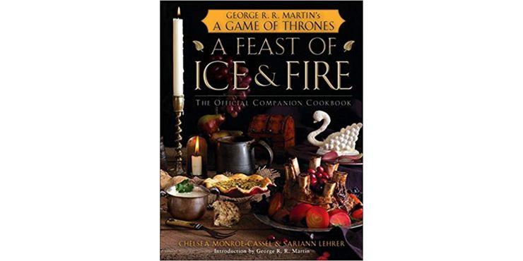 Buku Resep Makanan Dari Film dan TV