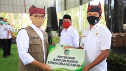 Kawal Protokol Kesehatan, Banyuwangi Bagikan 217 Ribu Masker