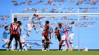 Man City Vs Bournemouth: The Citizens Menang Tipis 2-1
