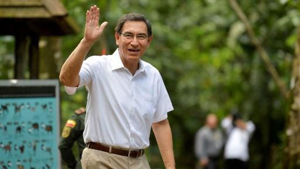Presiden Peru Ganti Menteri Kesehatan, Kedua Kali Sejak Pandemi Corona