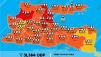 Kasus Positif COVID-19 Baru di Jatim Ada 284, yang Sembuh Tambah 444 Orang