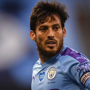 David Silva Tertarik Jajal Serie A, Kode ke Lazio?