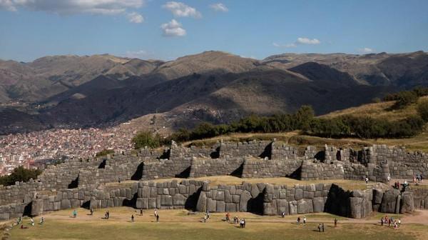Dan, bagi traveler Amerika Selatan, Peru menjadi tujuan paling diimpikan di tahun 2021. Dan Kitwood/Getty Images
