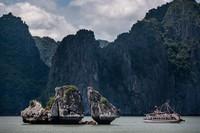 Bagaimana dengan warga Indonesia? Ternyata yang paling dicari warga Indonesia untuk liburan tahun 2021 adalah Vietnam, lho. Linh Pham/Getty Images