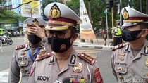 Operasi Patuh Lodaya, Polda Jabar Tindak 138.953 Pelanggar Lalu Lintas