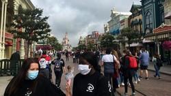 Kini, Giliran Disneyland Paris yang Kembali Sambut Pengunjung