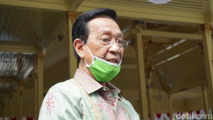 Gubernur DIY, Sri Sultan Hamengku Buwono (HB) X, Kamis (16/7/2020).
