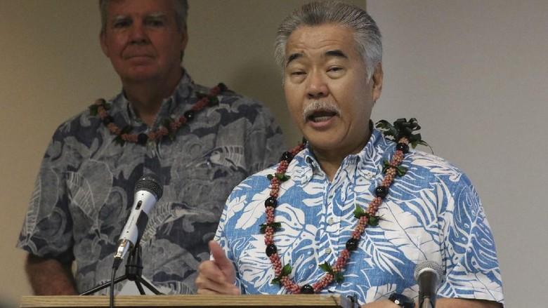 Gubernur Hawaii