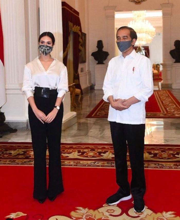 Jokowi & Raisa