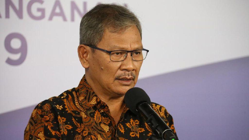 Ada Achmad Yurianto di Daftar Calon Pimpinan BPJS Kesehatan