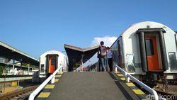 93 Kereta di Cirebon Tak Beroperasi Gegara Pandemi Corona