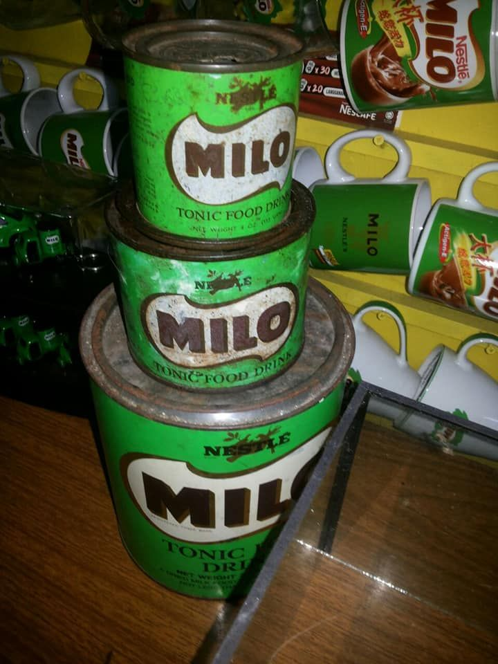 Kolektor Milo Malaysia