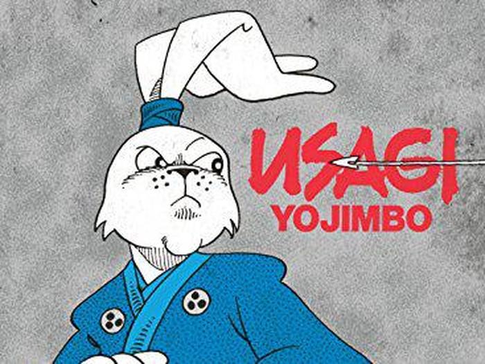 Komik Usagi Yojimbo Segera Diadaptasi ke Netflix