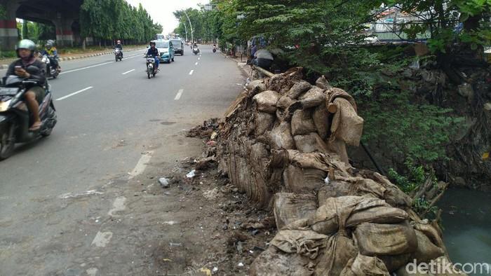 Lokasi kecelakaan maut di Jaktim