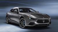 Ghibli Hybrid, Maserati Melangkah Masuk ke Era Elektrifikasi