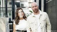 Kata Tyson Lynch Soal Isu Cerai dengan Melaney Ricardo