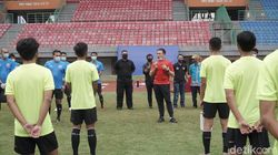 Timnas Indonesia Belum Juga Latihan, Keinginan Siapa?