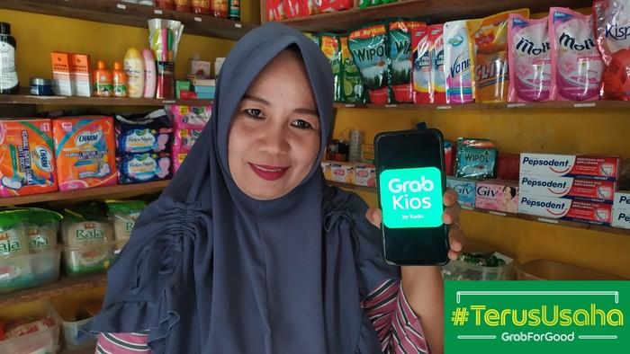 Pemilik GrabKios di Palembang
