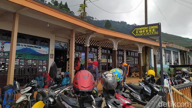 Pendakian Sumbing via Butuh Magelang