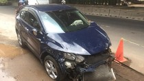 Anjani Pramesti, Pengemudi Mobil Maut di Jaktim Tenaga Kontrak Bappenas