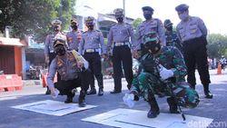 Cegah Penyebaran COVID-19 di Jalan, Ini Cara Polisi Madiun